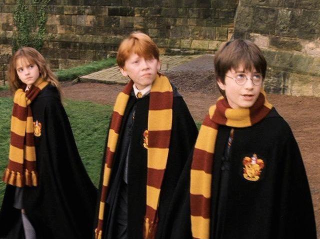 Harry Potter knitwear