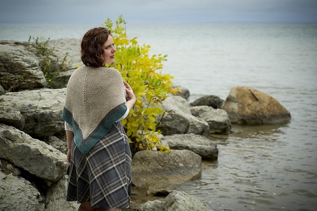 Highland-shawl