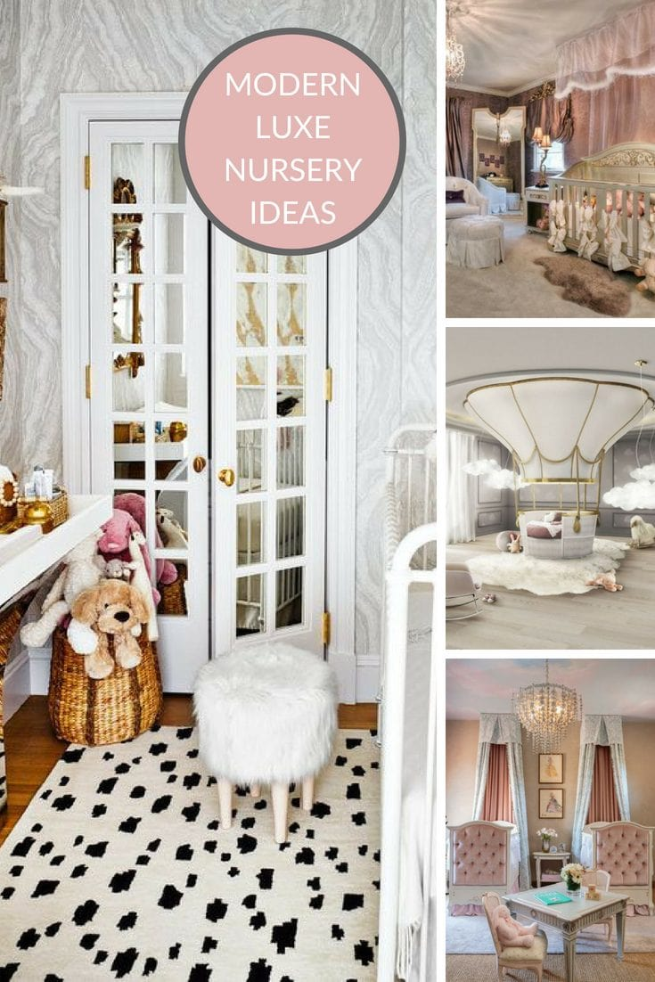 Luxurious kids rooms