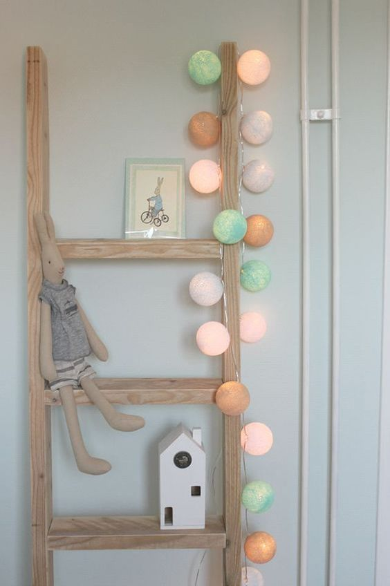 nursery string lights