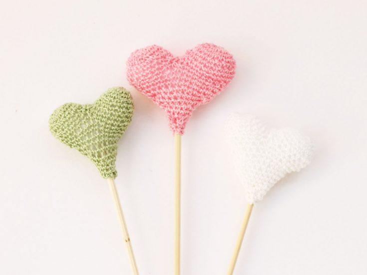 Crochet Cake Topper Free Pattern