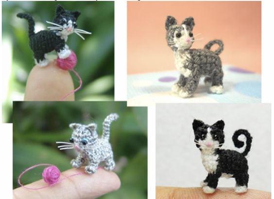 Micro-Crochet-Kitten