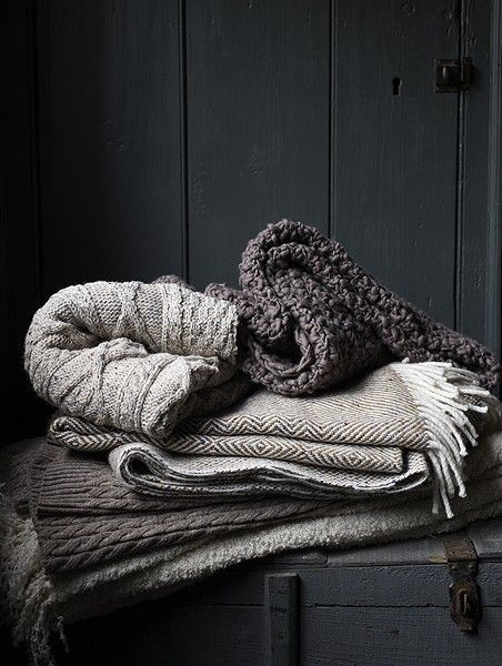 blankets and throws for fall