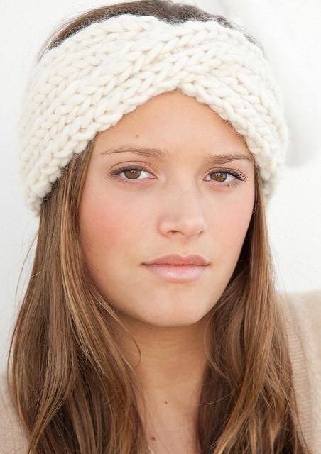 headband pattern