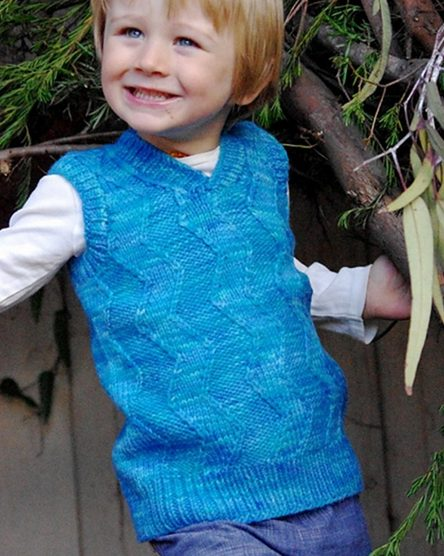 sweater vest pattern