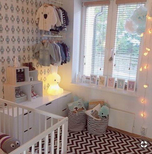 Nursery decor ideas