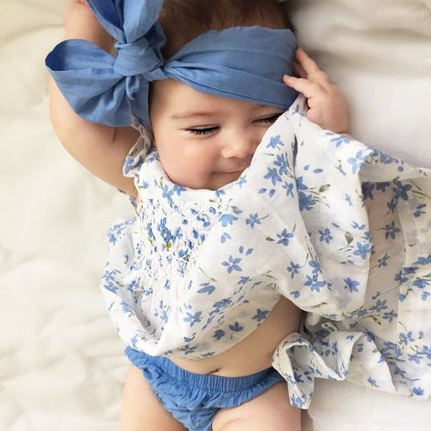 Baby girl summer outfit