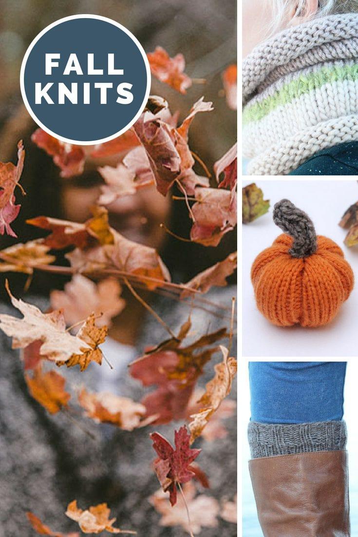 easy fall knits