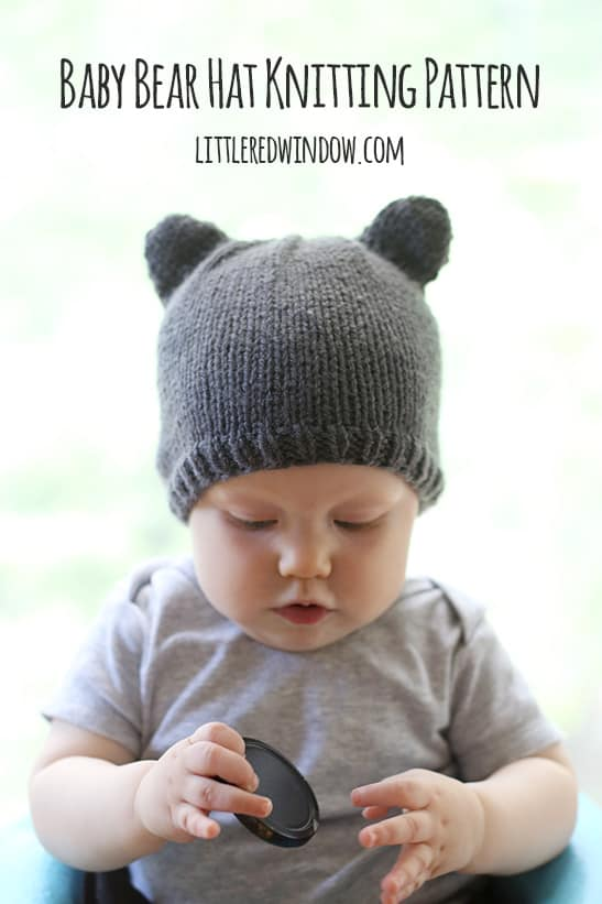 baby_bear_hat_baby_knitting_pattern