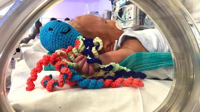 crochet octopus for a preemie pattern