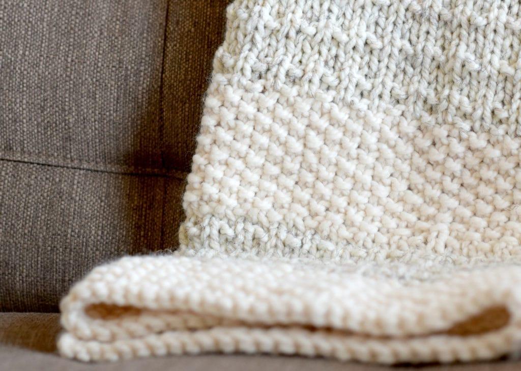 knits for kids heirloom blanket