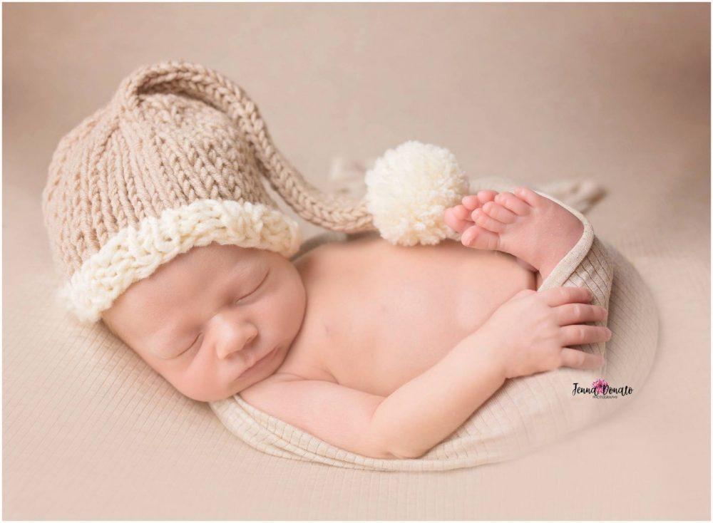 newborn prop hat