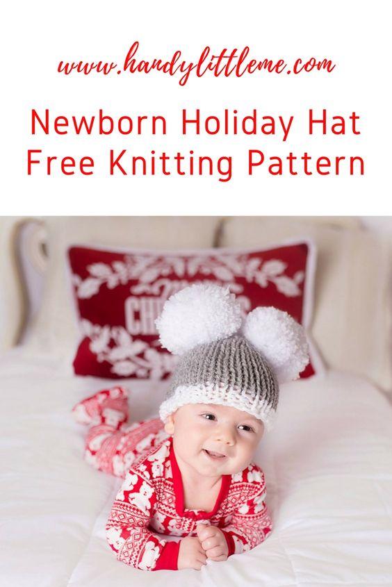 Baby hat pattern