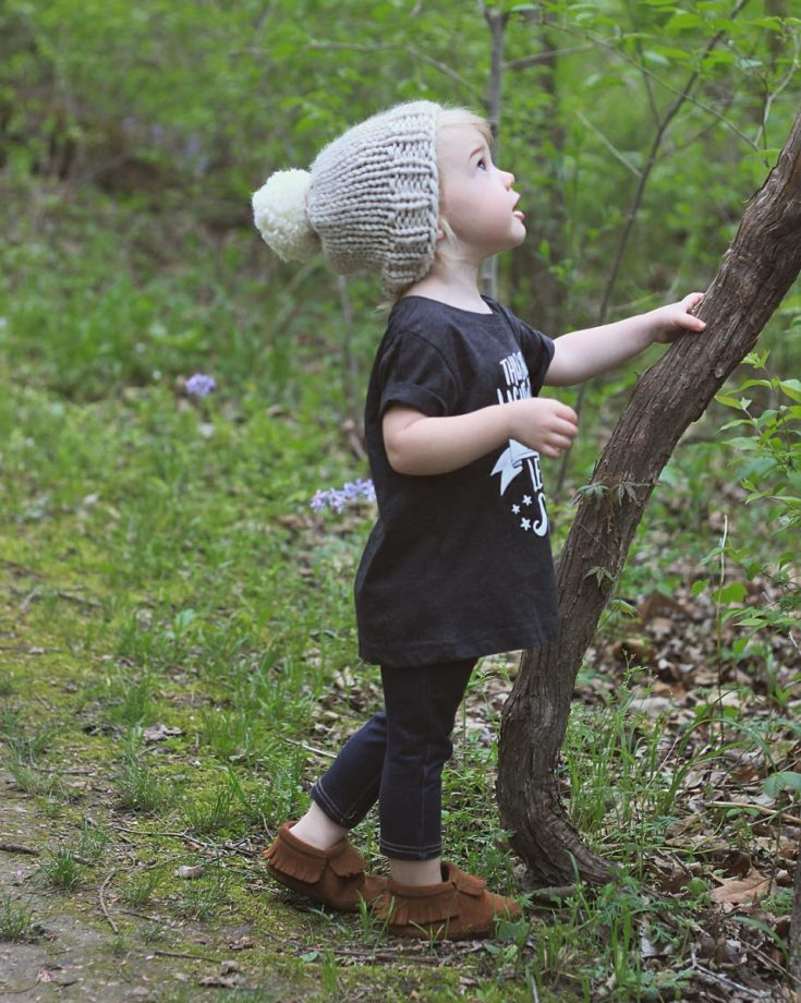 Kids Beanie Hat Knitting Pattern