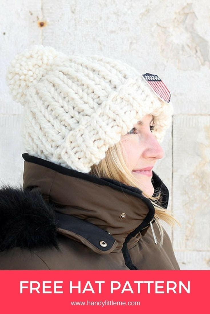 Chloe Kim hat