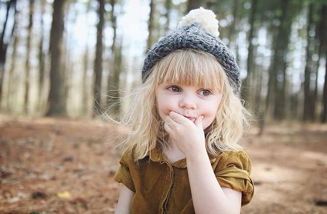 grey hat for kids
