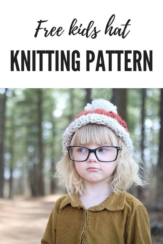 kids hat pattern