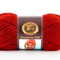 Lion Brand Hometownn USA - Cincinnati Red