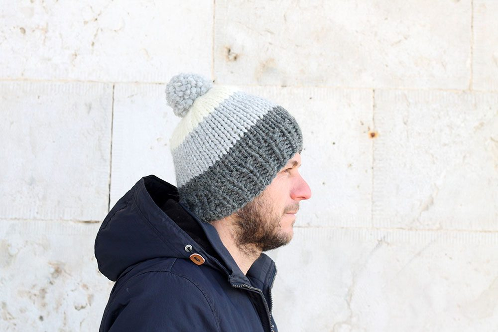 hat pattern for men