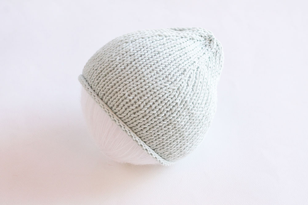 newborn hat knitting patterns