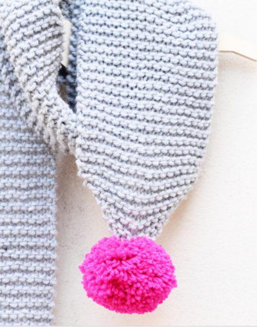 Scarf Knitting Pattern Free Knitting Patterns Handy Little Me