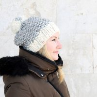 The Alexia Hat Knitting Pattern PDF Download | Handy Little Me