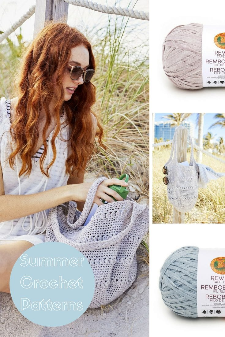free crochet patterns for summer