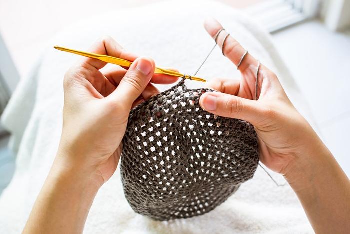 single crochet decrease