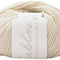 Sublime - Baby Cashmere Merino Silk DK Knitting Yarn - Little Linen (#344)