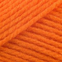 James Brett Top Value DK Double Knitting Wool 100% Acrylic Yarn 100g Ball (Neon Orange 8443)