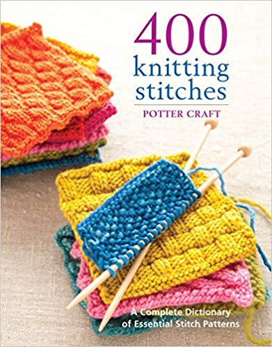 knitters stitch bible 400 knitting stitches