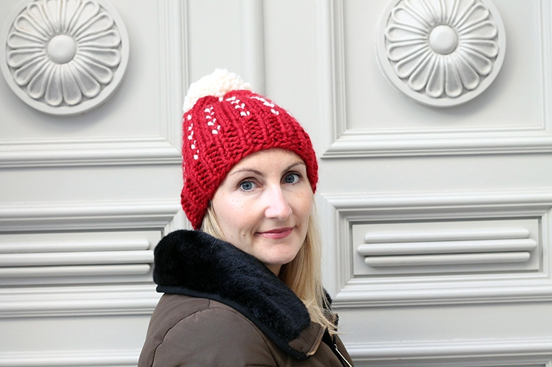 free fair isle hat pattern