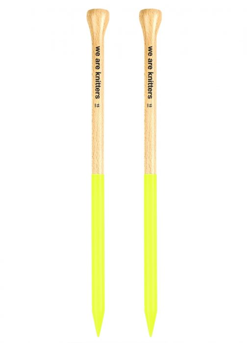 knitting-needles-15mm-neon-yellow