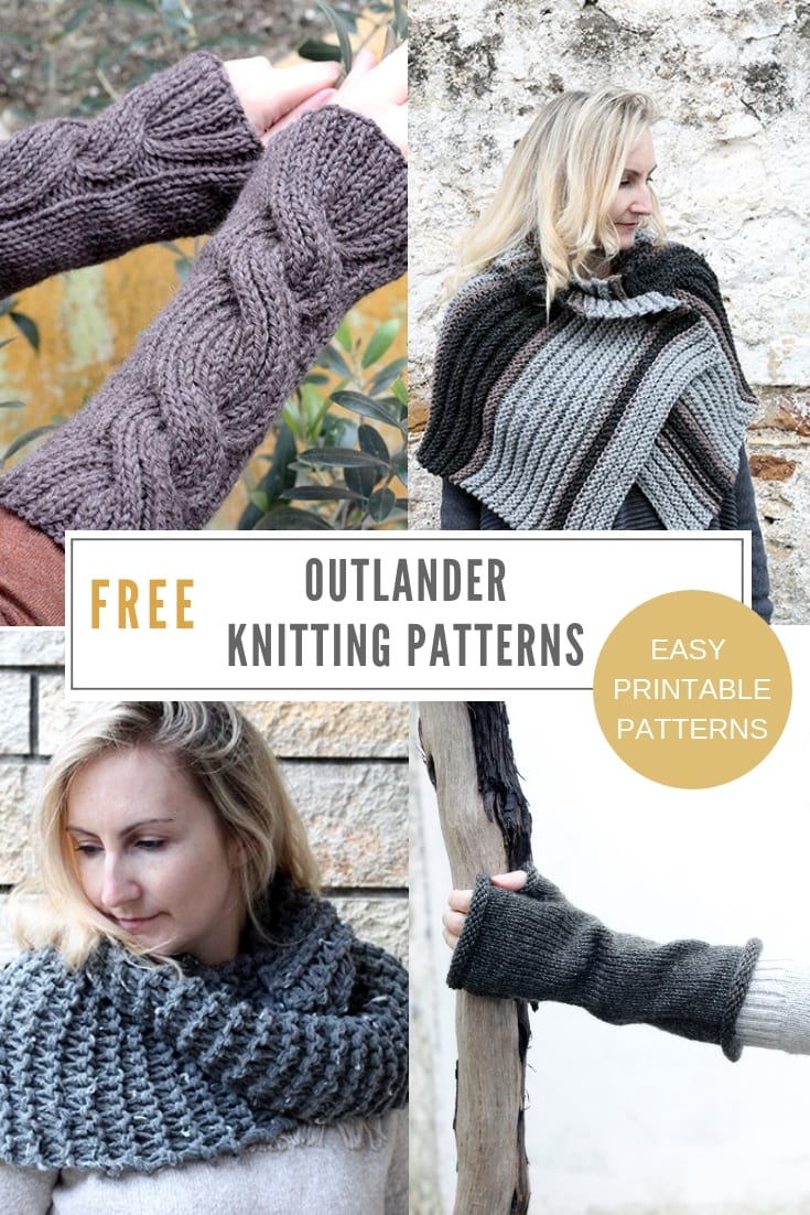 Outlander knits free knitting patterns