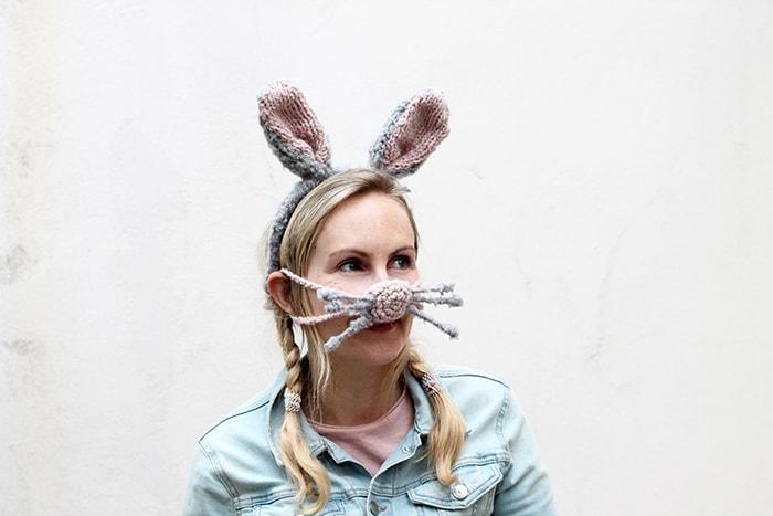 rabbit ears costume