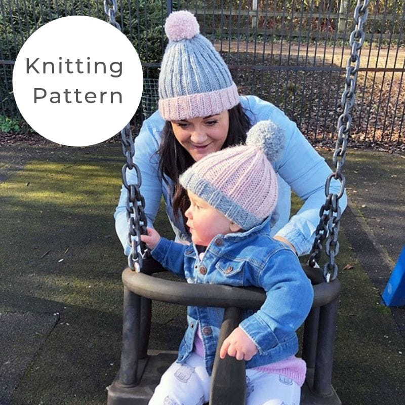 Mommy and me beanie patterns