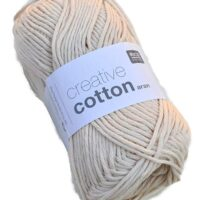 Rico Creative Cotton Aran 60 Nature