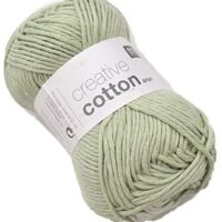 Rico Creative Cotton Aran 42 Aquamarine