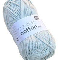 Rico Creative Cotton Aran 31 Smokey Blue