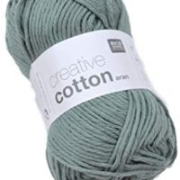 Rico Creative Cotton Aran 43 Patina