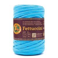 Lion Brand Yarn 752-200 Fettuccini Yarn Solid Cones, Random Colors