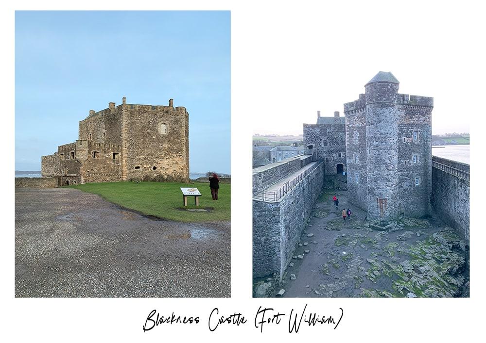 Blackness castle outlander tour
