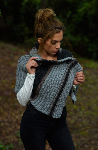 Outlander Capelet Knitting Pattern