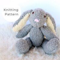 Easter Bunny Pattern PDF | Handy Little Me