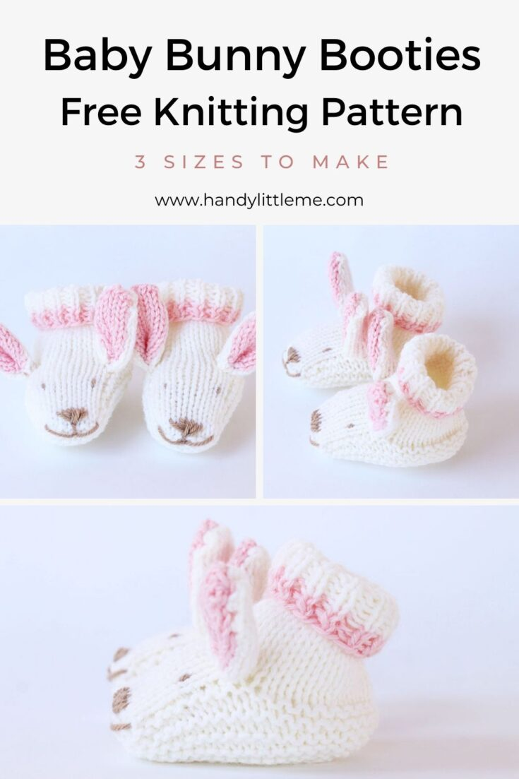 Bunny Slippers {Perfect For Easter!}