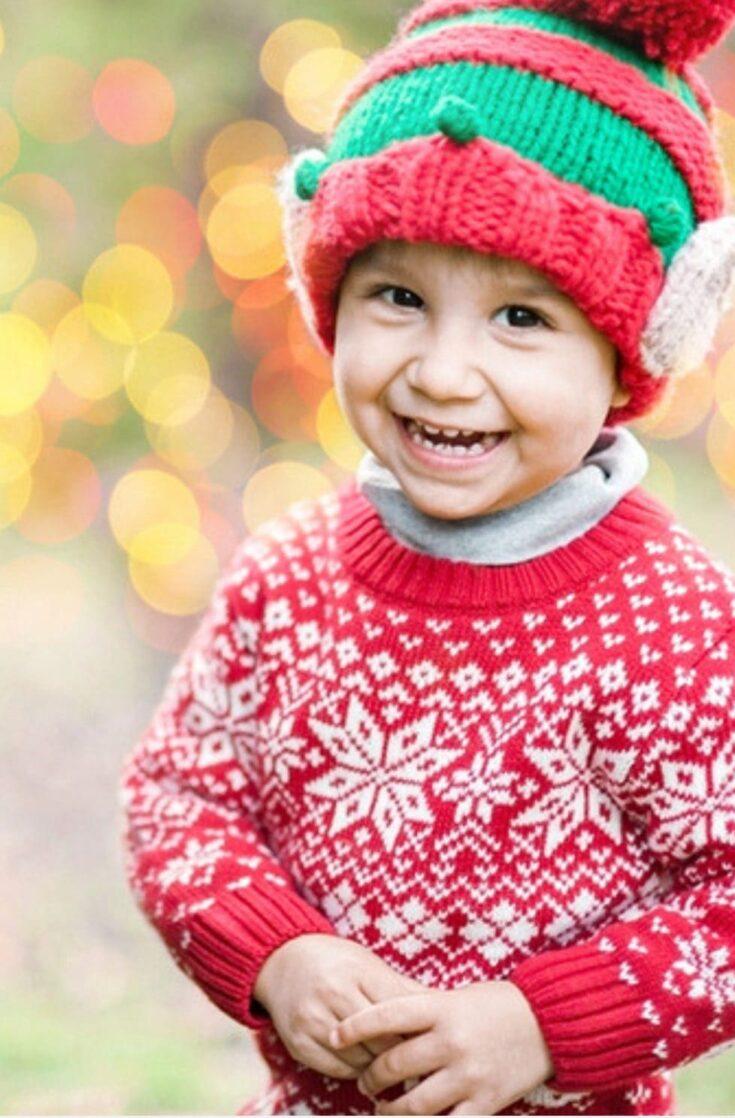 Christmas Knitting Patterns For Kids