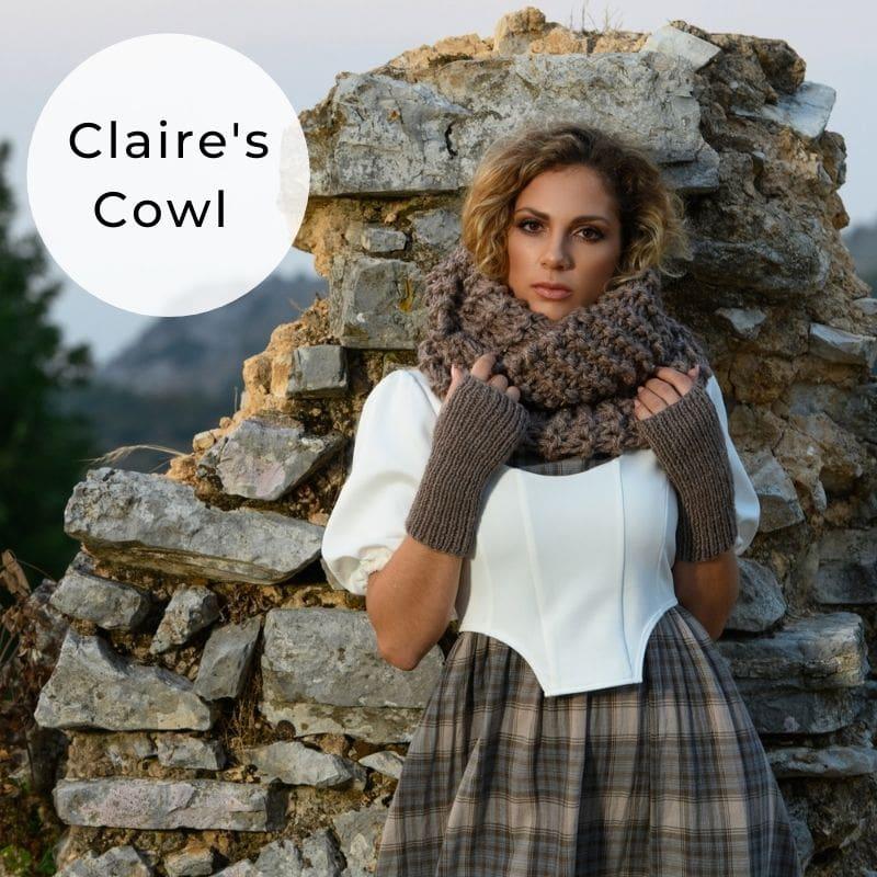 Claire's cowl