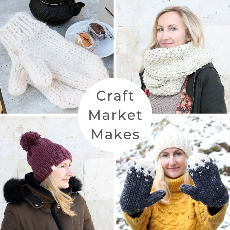 Craft market makes