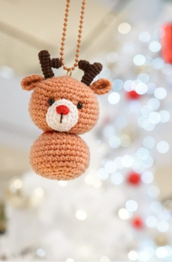 Crochet Christmas Decorations {DIY Ornaments}