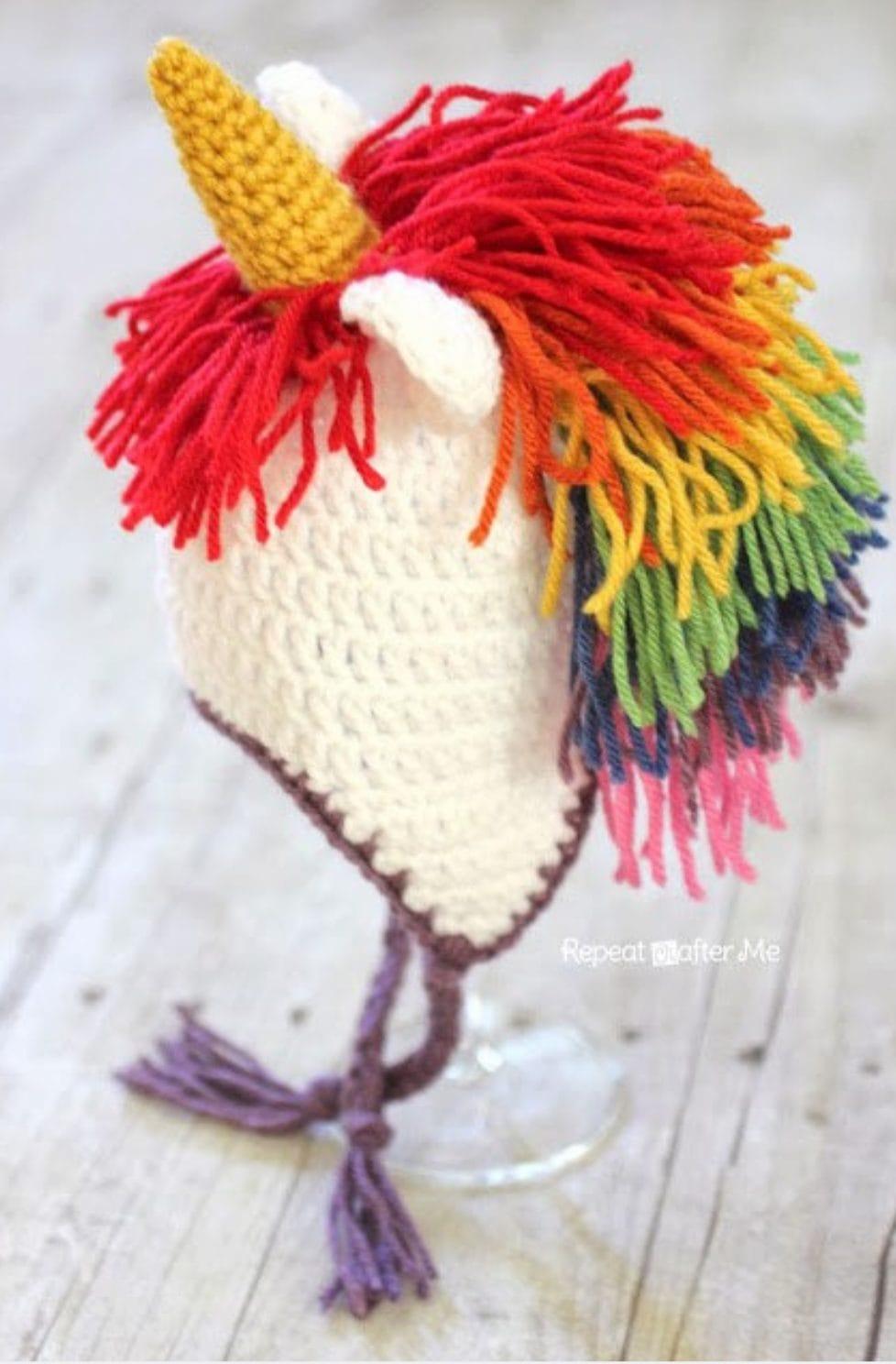5 Crochet Animal Hat Patterns For Kids